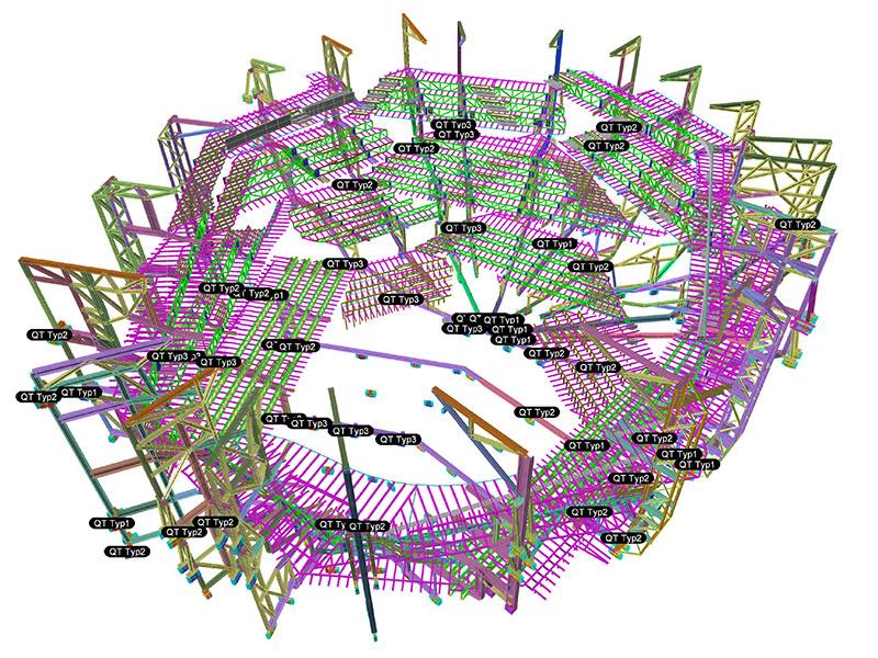 Elbphilharmonie Statik